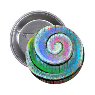 Chaos 2 Inch Round Button