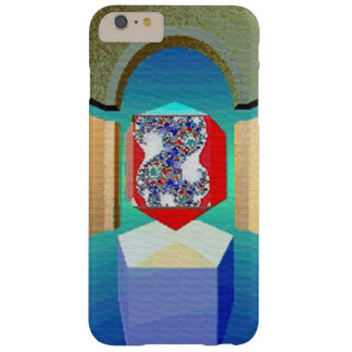 CHAOS AND ORDER TEMPLE Surreal Fractal Art Barely There iPhone 6 Plus Case