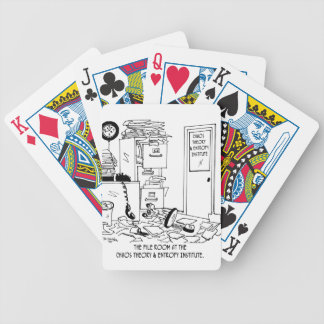 Chaos Cartoon 6292 Bicycle Playing Cards