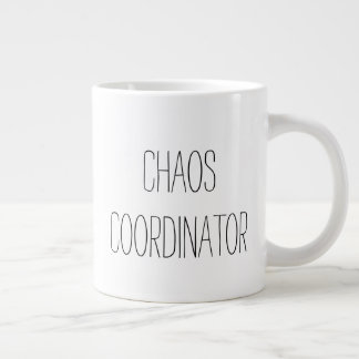 Chaos Coordinator Large Coffee Mug