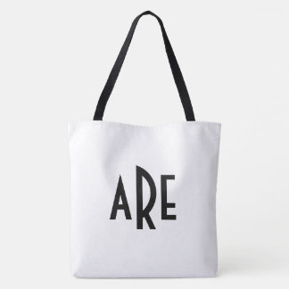 Chaos Coordinator Monogrammed Tote Bag