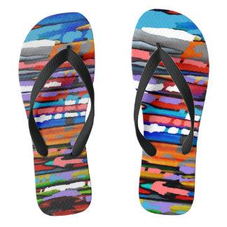 Chaos Flip Flops