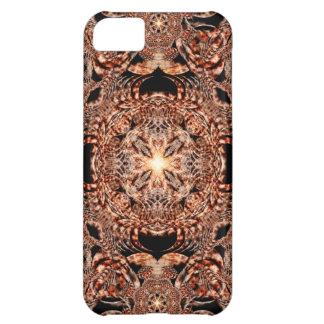 Chaos Mine Mandala iPhone 5C Covers