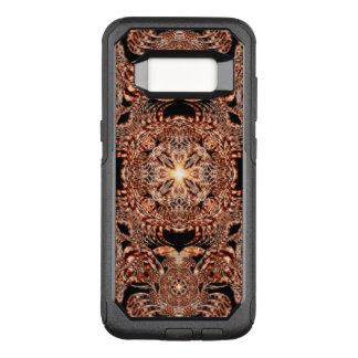 Chaos Mine Mandala OtterBox Commuter Samsung Galaxy S8 Case
