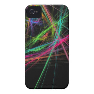 Chaos of rainbow iPhone 4 covers