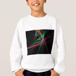Chaos of rainbow sweatshirt