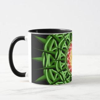 Chaos Orb Mandala Mug