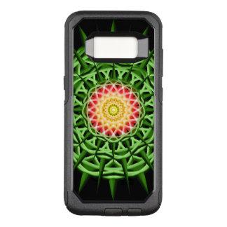 Chaos Orb Mandala OtterBox Commuter Samsung Galaxy S8 Case