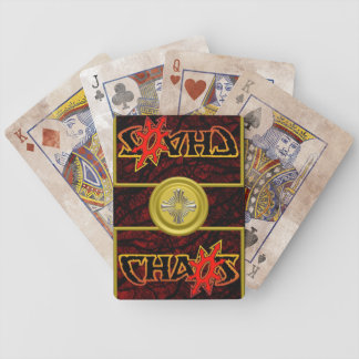 Chaos Playing Cards