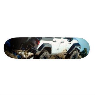 chaos SKmud Skateboard