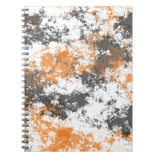 Chaos Spiral Note Book
