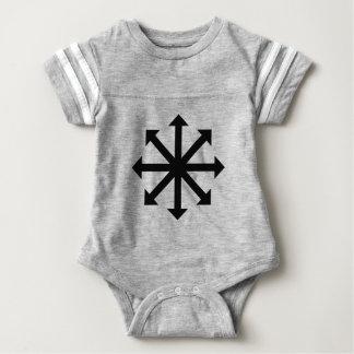 Chaos Star Baby Bodysuit