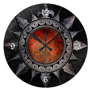 Chaos Star Clock