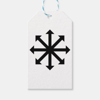 Chaos Star Pack Of Gift Tags