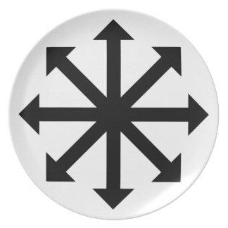Chaos Star Plate