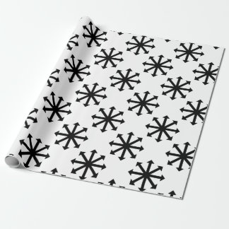 Chaos Star Wrapping Paper