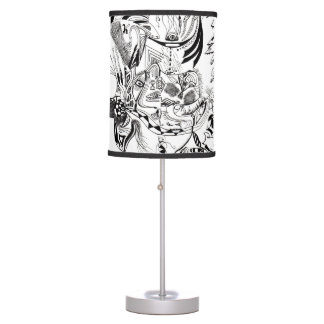 Chaos Table Lamps