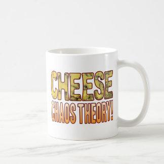 Chaos Theory Blue Cheese Coffee Mug