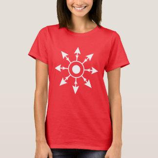 """""""Chaos Wheel"""" T-Shirt"""
