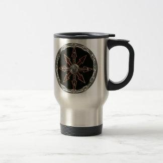 chaos wheel travel mug