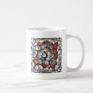 Chaotic 3D Cubes Coffee Mug