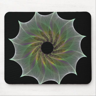 chaotic attraction mouse mat
