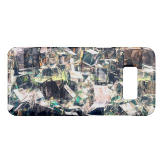 Chaotic Collection of Cubes Case-Mate Samsung Galaxy S8 Case