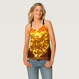 Chaotic Heart 101 Tank Top