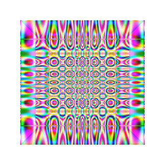 Chaotik3D Psychedelic Canvas Print 00002