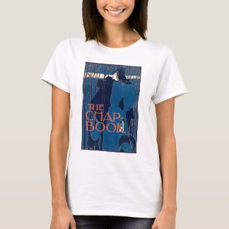 Chap Book W's white T-Shirt