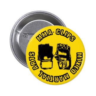 Chapa Circular Logo Guantes 2 Inch Round Button