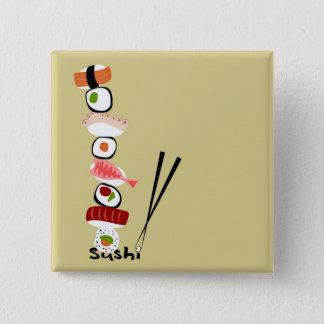 chapacuadradasushi 2 inch square button