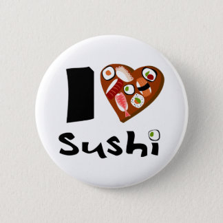 chapailovesushi 2 inch round button