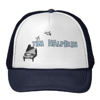 Chapeau 2 de logo de Tim Halperin Casquettes De Camionneur