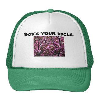 Chapeau avec la photo drôle d'énonciation et de casquette trucker