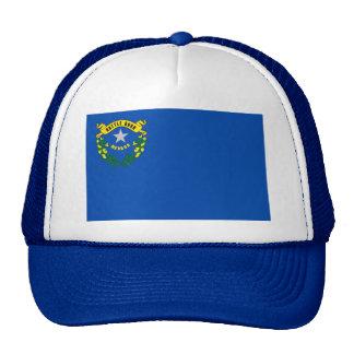 Chapeau avec le drapeau de l'état du Nevada - Etat Casquette