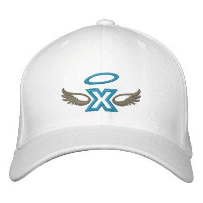 Chapeau brodé de XGen