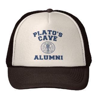 Chapeau d anciennes élèves de la caverne de Platon Casquette