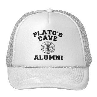 Chapeau d anciennes élèves de la caverne de Platon Casquette De Camionneur
