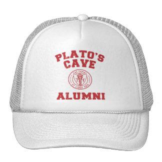 Chapeau d'anciennes élèves de la caverne de Platon Casquette