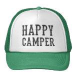 Chapeau de camionneur de profondément satisfait casquettes