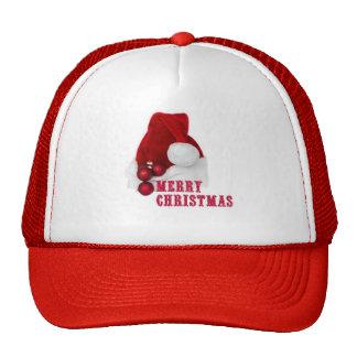 Chapeau de Joyeux Noël Casquette De Camionneur