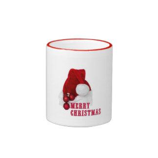 Chapeau de Joyeux Noël Tasse À Café