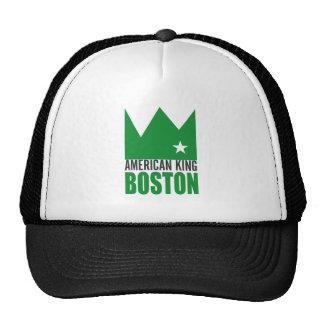 Chapeau de MIMS - roi américain de Boston Casquette De Camionneur