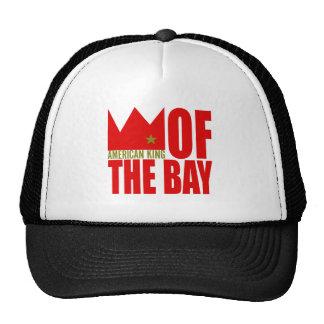 Chapeau de MIMS - roi américain de la baie Casquette De Camionneur
