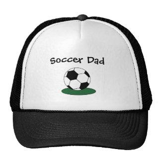 Chapeau de papa du football casquette