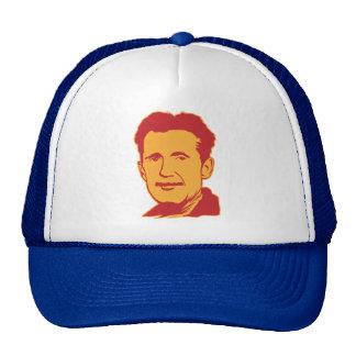 Chapeau de portrait de George Orwell Casquette Trucker