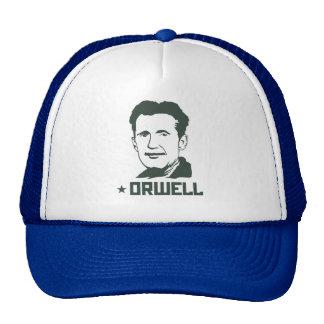 Chapeau de portrait de George Orwell Casquette