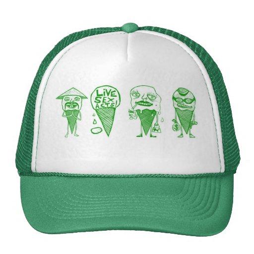 Chapeau de Sean Starwars Casquettes De Camionneur
