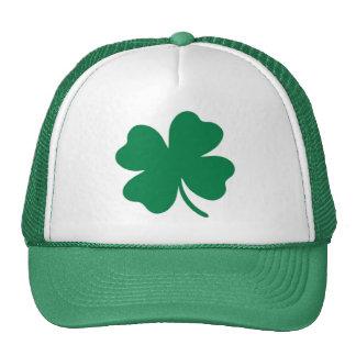 Chapeau de shamrock casquettes